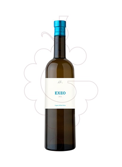 Photo Exeo Alta Alella white wine