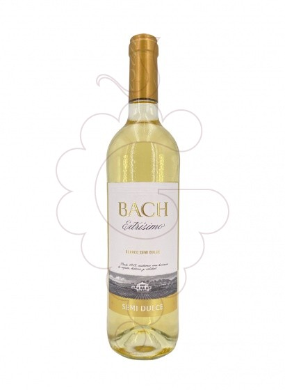 Photo Sweet White Bach white wine