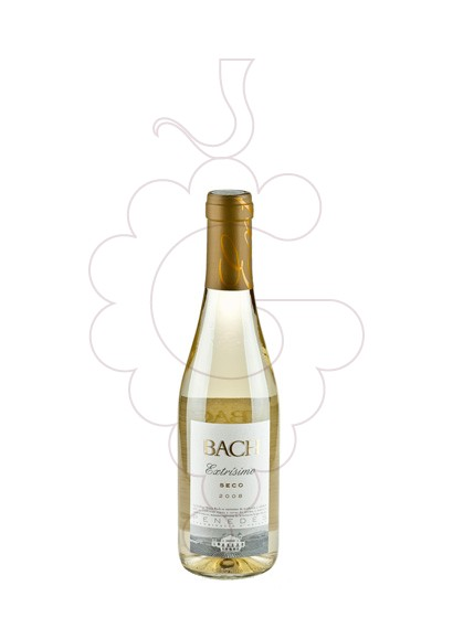 Photo Bach Blanc Sec (mini) white wine