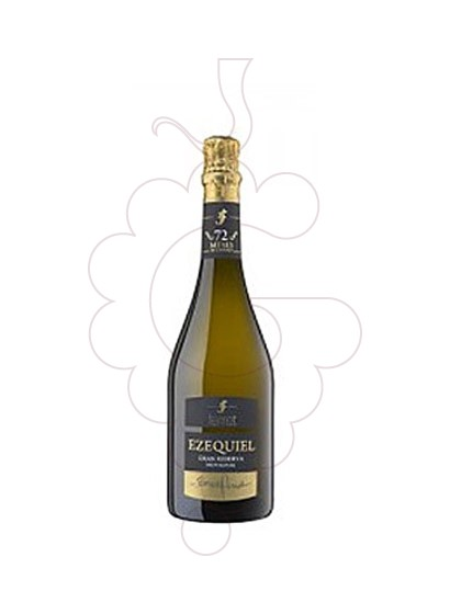 Photo Ezequiel Gran Reserva Brut Nature sparkling wine