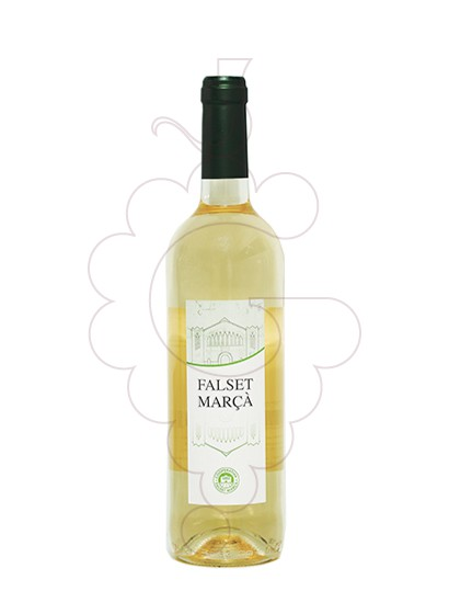 Photo Falset Blanc white wine