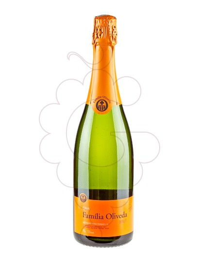 Photo Familia Oliveda Brut Jove sparkling wine