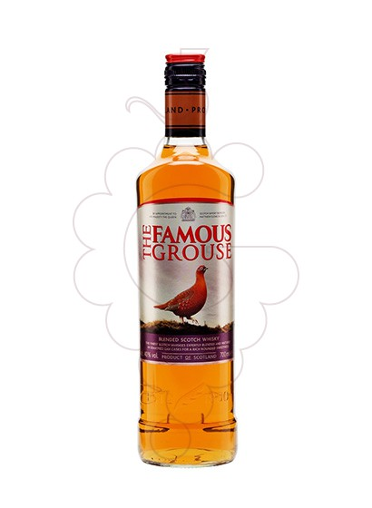 Photo Whisky Famous Grouse