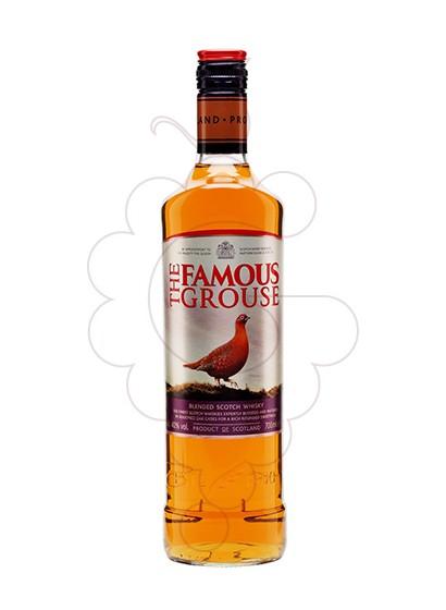 Photo Whisky Famous Grouse