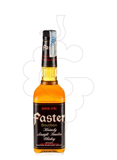 Photo Whisky Faster Bourbon