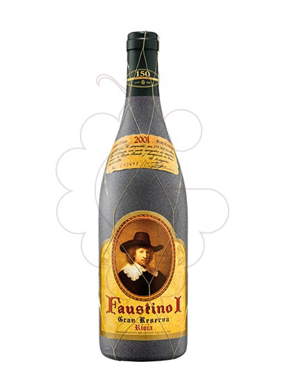 Photo Faustino I Gran Reserva red wine