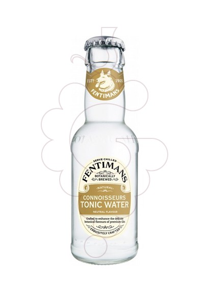 Photo Soft drinks Fentimans Connoisseurs Tonic Water (mini)