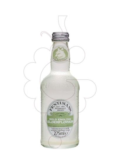 Photo Soft drinks Fentimans Wild English Elderflower