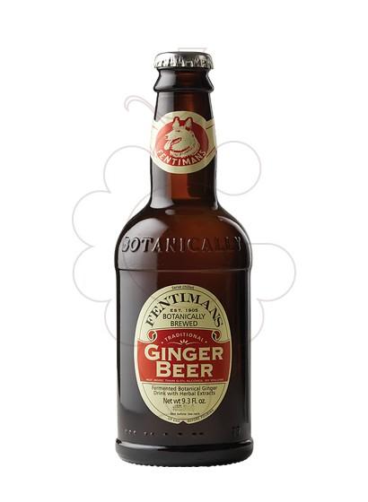 Photo Soft drinks Fentimans Ginger Beer
