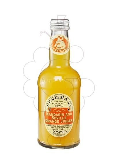 Photo Soft drinks Fentimans Mandarin and Orange
