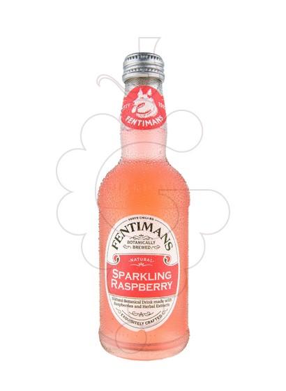 Photo Soft drinks Fentimans Sparkling Raspberry