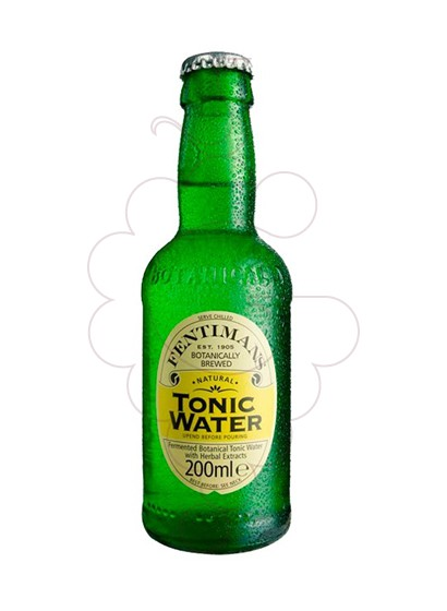 Photo Soft drinks Fentimans Tonic Water