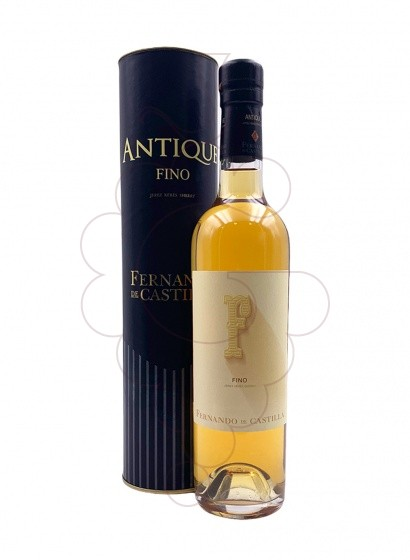 Photo Fernando Castilla Antique Fino fortified wine