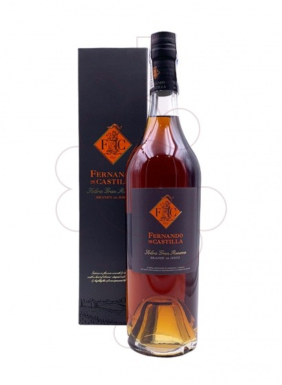Photo Brandy Fernando Castilla Gran Reserva