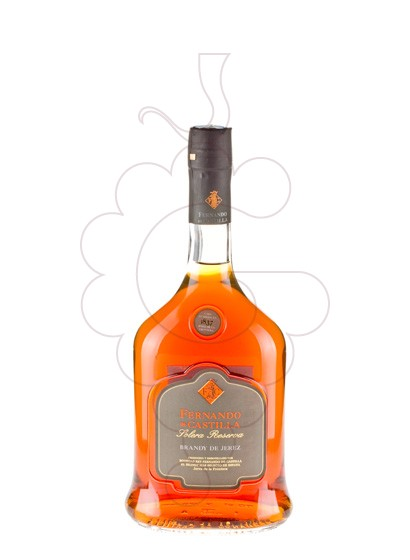 Photo Brandy Fernando de Castilla Reserva