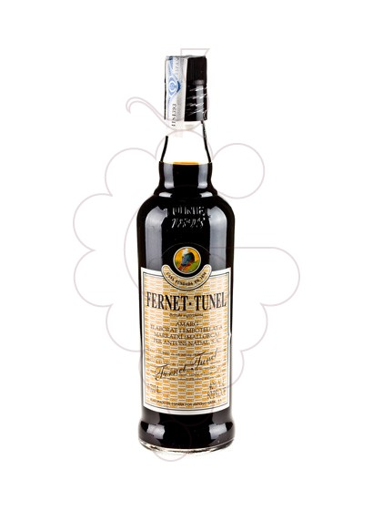Photo Liqueur Fernet Tunel