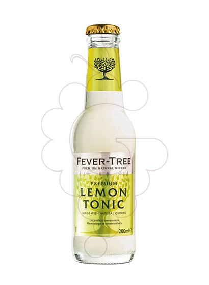Photo Soft drinks Fever-Tree Premium Lemon Tonic
