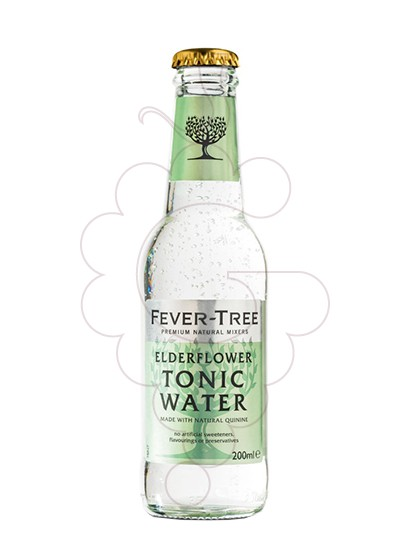 Photo Soft drinks Fever-Tree Elderflower