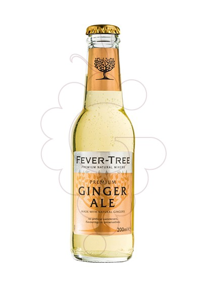 Photo Soft drinks Fever-Tree Ginger Ale
