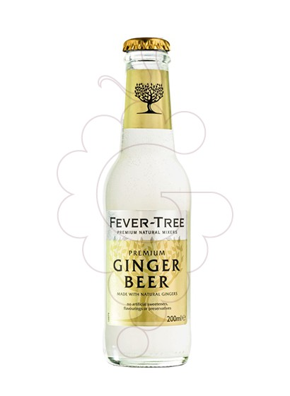 Photo Soft drinks Fever-Tree Ginger Beer