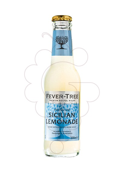Photo Soft drinks Fever-Tree Sicilian Lemonade
