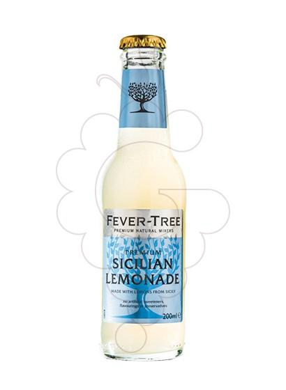 Photo Soft drinks Fever-Tree Sicilian Lemonade