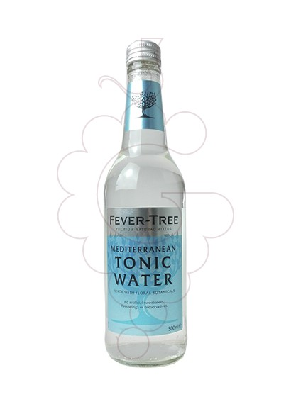 Photo Soft drinks Fever-Tree Mediterranean Tonic Water