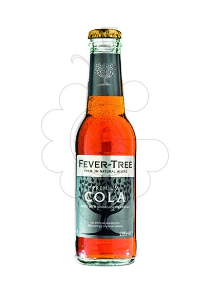 Photo Soft drinks Fever-Tree Premium Cola