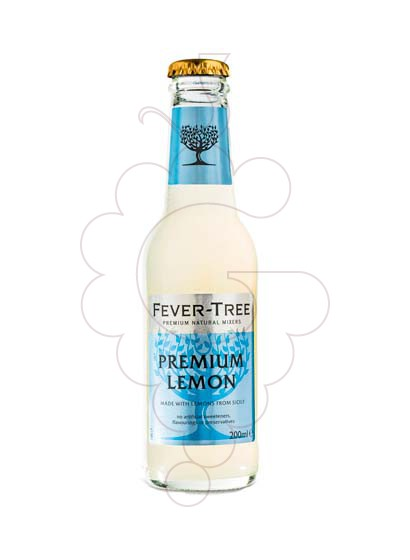 Photo Soft drinks Fever-Tree Premium Lemon