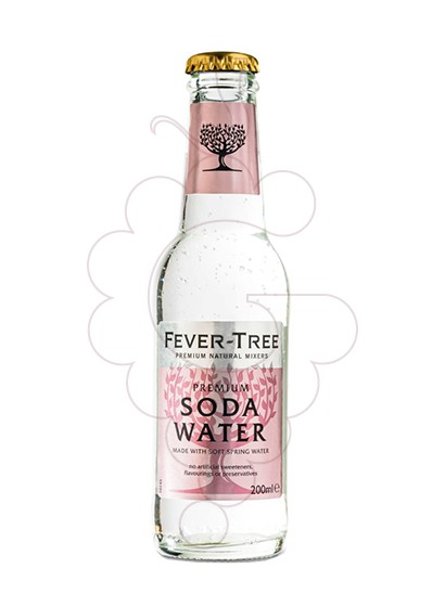 Photo Soft drinks Fever-Tree Soda Water