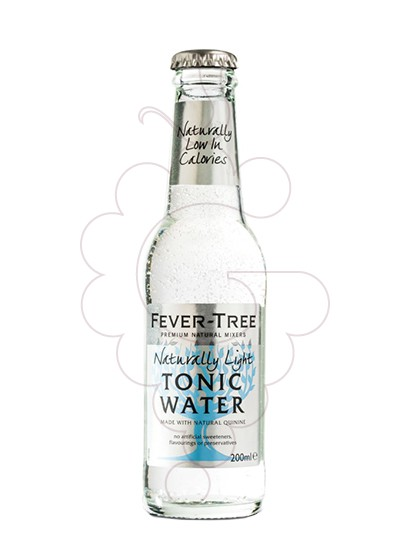 Photo Soft drinks Fever-Tree Tonic Light