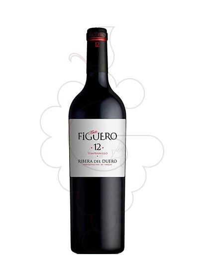 Photo Figuero 12 Meses Crianza Magnum red wine
