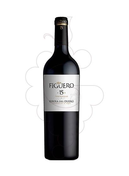 Photo Figuero 15 Meses Reserva Nabuchodonosor red wine