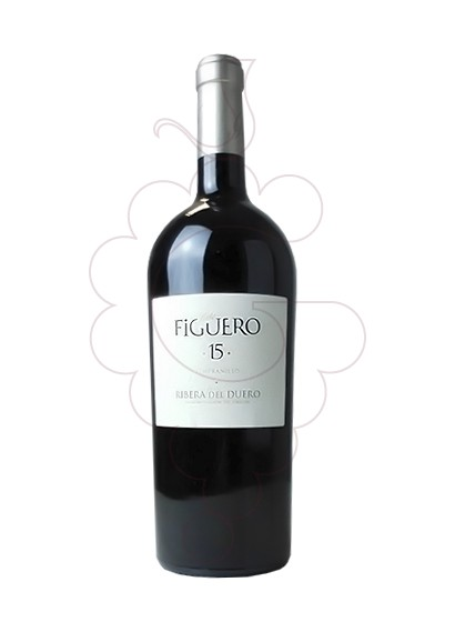 Photo Figuero 15 Meses Reserva Magnum red wine