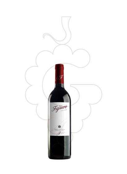 Photo Figuero 4 Meses Roble (mini) red wine
