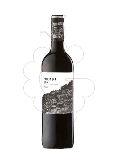 Photo Finca 10 Crianza red wine
