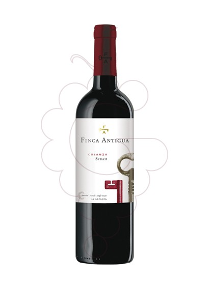 Photo Finca Antigua Syrah red wine