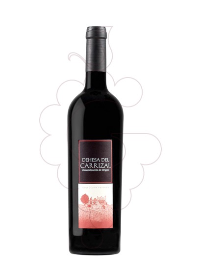 Photo Finca Caiz Seleccion Privada red wine