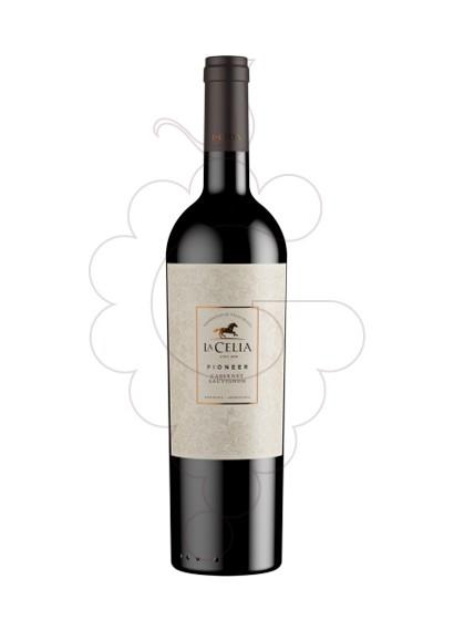 Photo La Celia Pioneer Reserve Malbec red wine