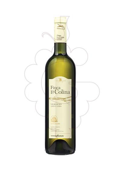 Photo Finca la Colina Verdejo Magnum white wine