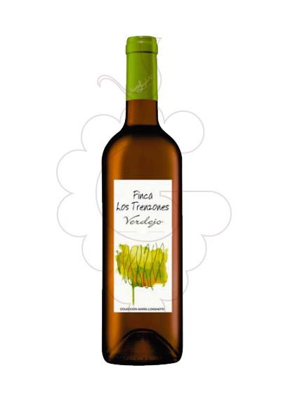 Photo Finca los Trenzones Verdejo white wine