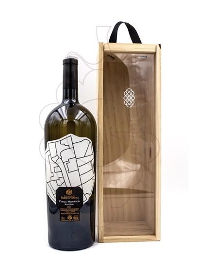 Photo Marqués de Riscal Finca Montico Verdejo Magnum white wine