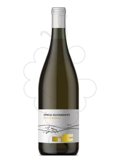Photo Finca Olivardots Groc d'Àmfora white wine