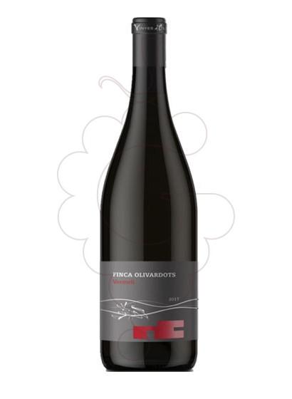 Photo Finca Olivardots Negre red wine
