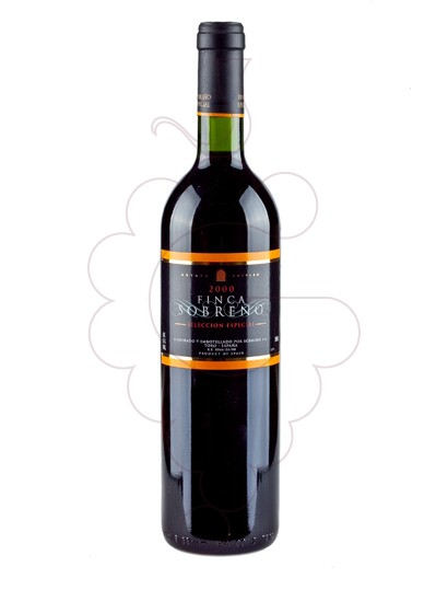 Photo Finca Sobreño Selecció Especial red wine