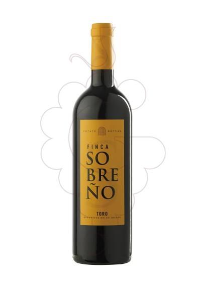 Photo Finca Sobreño Roble red wine