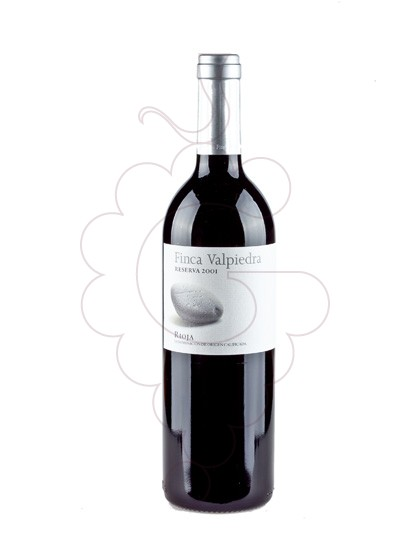 Photo Finca Valpiedra Reserva red wine