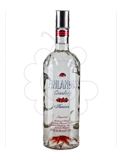 Photo Vodka Finlandia Cranberry