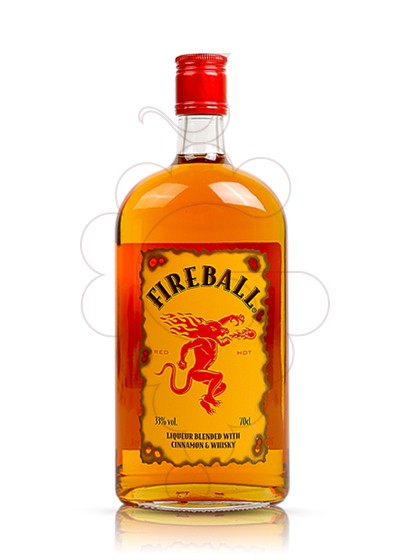 Photo Liqueur Fireball