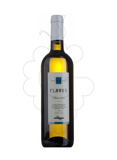 Photo Flavus Blanc  white wine